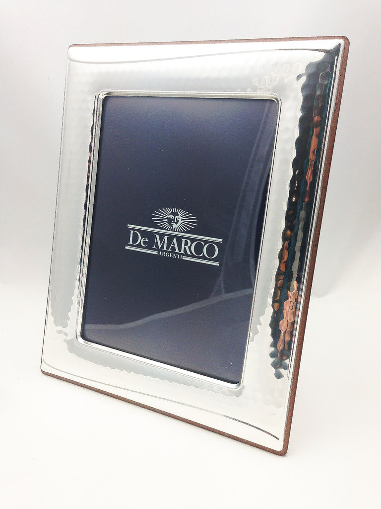 Cornice argento 13x18. De Marco.